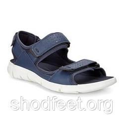 Мужские сандалии ECCO INTRINSIC 842014-58960 Blue White