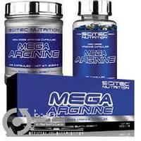 Купить аминокислоты Scitec Nutrition Mega Arginine 90 caps