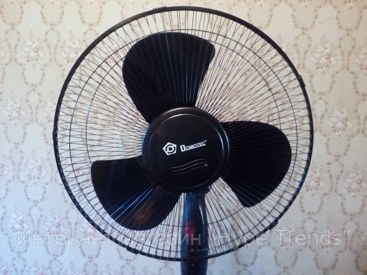 Вентилятор напольный Domotec 1610