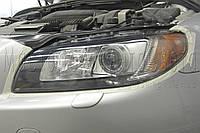 "Volvo XC70 - замена линз на би-ксеноновые линзы MOONLIGHT G6/Q5 H4 D2S 3,0"" в фарах"