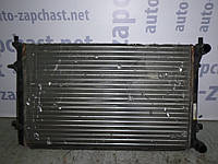 Радиатор основной  (2,0 TSI 16V) Skoda Octavia A-5 04-09 (Шкода Октавия а5), 1K0121251BQ