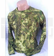 Футболка Combat Quick Drying Long Sleeve Mandrake