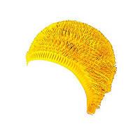 Шапочка для плавания BECO 7429 2 иголки желтая