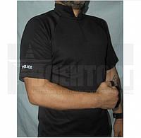 Футболка Police Coolmax Black