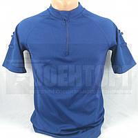 Футболка Police Coolmax Blue