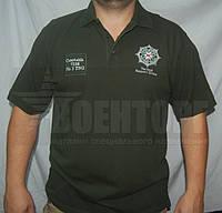 Футболка Polo Police 5.11 Tactical зеленые