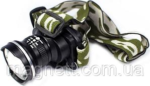 Налобный фонарик Bailong Police BL-6807 99000W