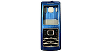 Корпус Nokia 6500 Classic. синий