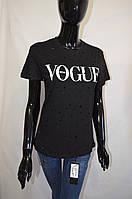 Фирменная футболка Vogue турция бренд