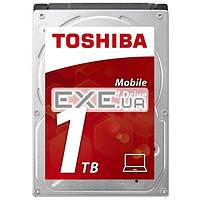 "Жесткий диск TOSHIBA SATA2.5"" 1TB 5400RPM/ 8MB (HDWJ110UZSVA)"