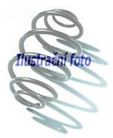 Пружина подвески передняя, только для авто с бензиновыми двигателями дизель, KYB RH3551 для Volkswagen CADDY III фургон (2KA, 2KH, 2CA, 2CH)