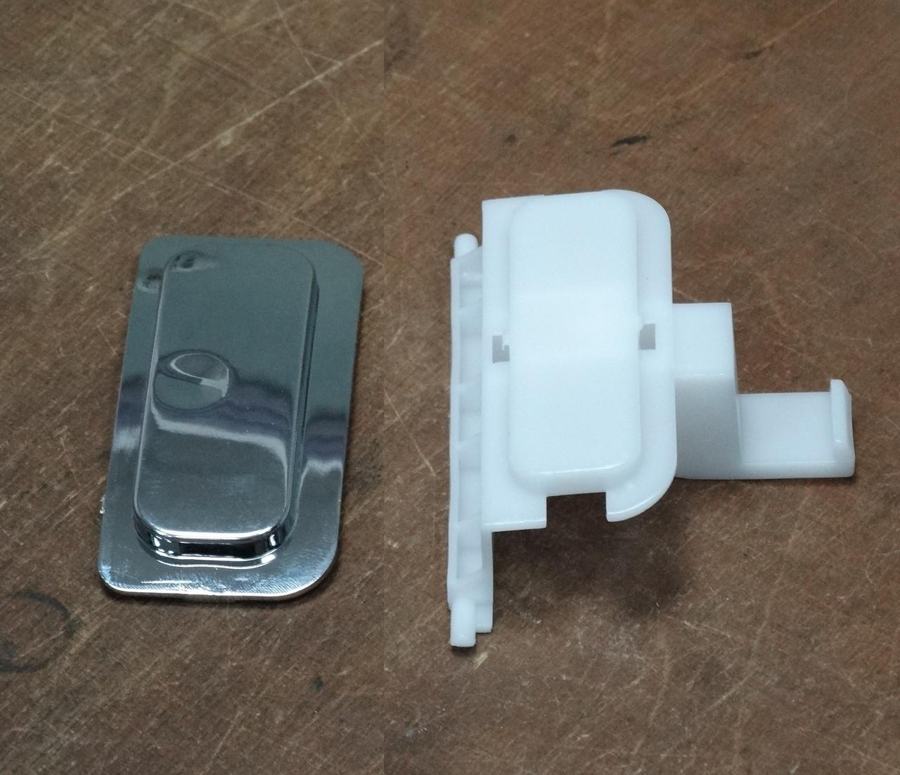 Клавіша відкривання кришки для мультиварки Redmond RMC-250 (RMC-250-22)
