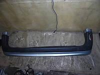 Бампер задний (Универсал) Renault Kangoo II new 08-12 (Рено Кенго 2), 8200436723