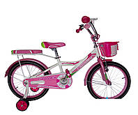 Детский двухколесный велосипед Crosser Rider 14 дюймов