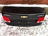 Крышка багажника, Ляда Chevrolet Cruze, фото 2