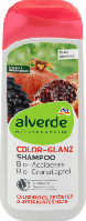 Alverde шампунь для окрашенных волос Color-Glanz-Shampoo Acaibeere Granatapfel 200ml