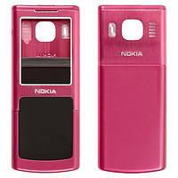 Корпус Nokia 6500 Classic. розовый. оригинал (Китай)