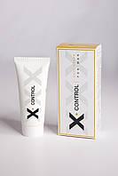 Пролонгатор X CONTROL - Penis Cool Cream 40 ml