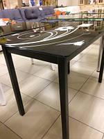 Стеклянный стол 5-5-1-2