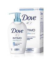 Интимное мыло Dove Intimo neutrocare 250 мл Нидерланды
