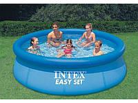 Каркасный бассейн Intex 28143 Easy Set - 396 х 84 см