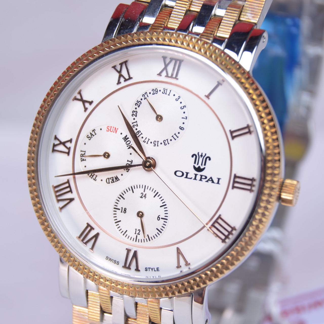 Мужские наручные часы OLIPAI JT6013 стекло сапфир