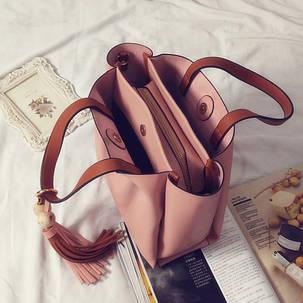 Жіноча сумочка бахрома, фото 2
