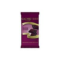 Черный шоколад Cachet 53%, 300г