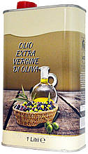 Оливковое масло Olio Extra Vergine di Oliva 1л