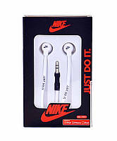 Наушники  вакуумные Nike NK-TS51 white