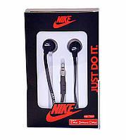 Наушники  вакуумные Nike NK-TS51 black