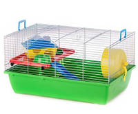 Клетка для грызунов PINKY I EMPTY+комплект, 50*33*27