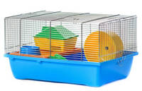 Клетка для хомячков и мышек GINO MINI MOUSE ZINC 42-29-23