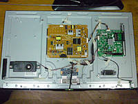 Платы от LED TV Philips 42PFL4208T/12 (TPM10.1E LA) поблочно, в комплекте (матрица разбита)., фото 1