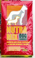 Корм Нутра Микс Дог Nutra Mix Dog Lamb Rice универсальный на развес 1 кг