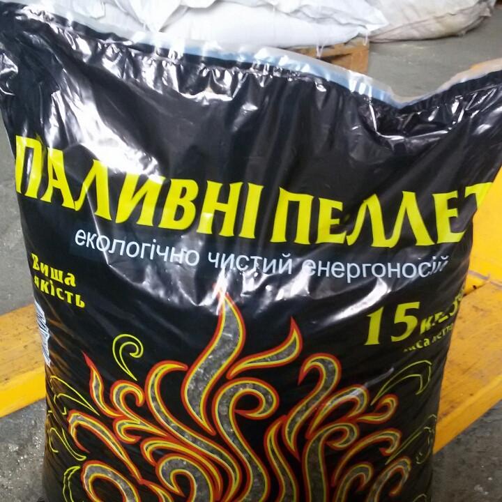 Пеллета (фасофка по 15 кг) - Агрохимднепр в Днепре