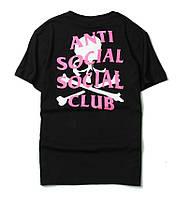 Футболка принт assc   Anti Social social club mastermind JAPAN