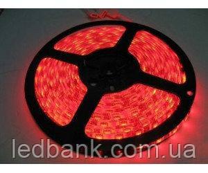 Светодиодная лента 2835 60 LED/m IP20 Красная Standart