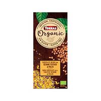 Шоколад Torras Organic Dark with Toasted Sesame & Polen, 100 г