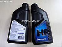 Масло моторное Husqvarna (Швеция) 1 литр для 2-тактной техники