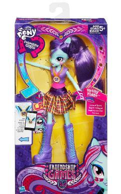 "Кукла Санни Флер SUNNY FLARE ""Легенды вечно зеленого леса"" My little pony (B2020-B1769)"