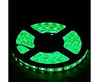 Светодиодная лента 2835 60 LED/m IP20 Зеленая Standart, фото 1