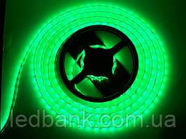 Светодиодная лента SMD 3528 120 LED/мт IP20 зеленая