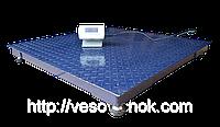 Весы платформенные ЗЕВС ВПЕ-2000-4(Н1212)