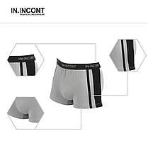 Подростковые стрейчевые шорты  на мальчика МАРКА  «IN.INCONT»  Арт.2600N, фото 3