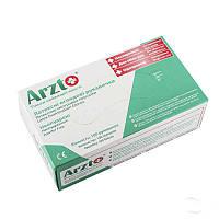 Перчатки медицинские латексные Arzt Plus упаковка - 50 пар, размер L (без пудры)