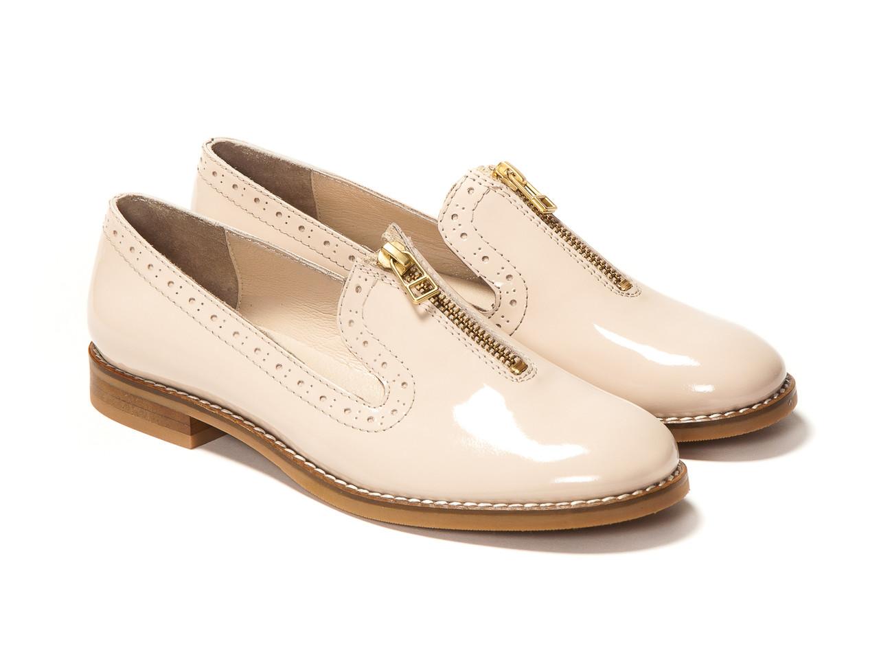 Туфлі Etor 3364-525 40 бежеві