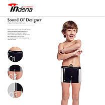Підліткові стрейчеві шорти на хлопчика Марка «INDENA» Арт.35505N, фото 2