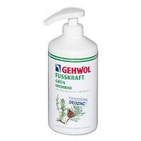 Зеленый бальзам GEHWOL FUSSKRAFT GREEN/GRUN 500 мл