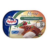 Филе сельди Appel Herring Filets In Tomate Oregano Sauce, 200 гр.